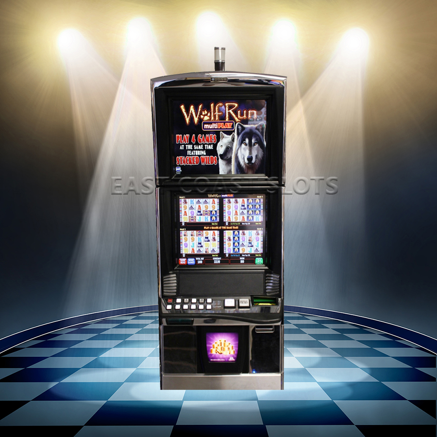 free white orchid slot machine